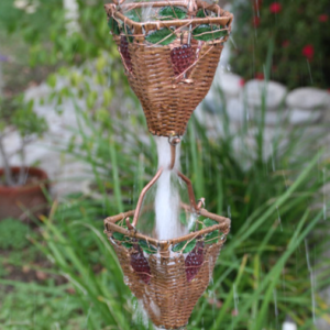 best price basket and glass round cups rain chains miami fl