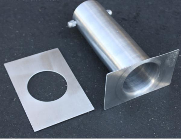 best price LONG Installation Kit Aluminum #RCR-2-6