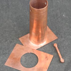 best price lONG Installation Kit Copper #RCR-1-6