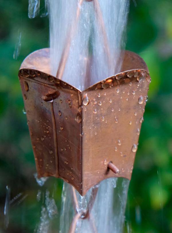 best price square tulip rain chains miami fl