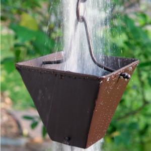 best price extra large bronze square cups rain chains miami fl